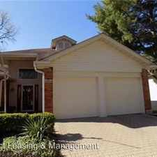 Rental info for 12916 Autumn View Drive in the Creve Coeur area