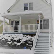Rental info for 4019 N. Tripp in the Old Irving Park area