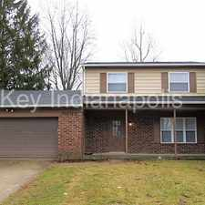 Rental info for 5507 Somers Drive in the Indianapolis area