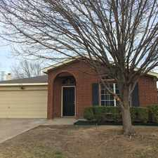 Rental info for 1156 Union Drive in the Fort Worth area
