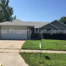 Rental info for Quality built & move in ready brick front home in quiet neighborhood.