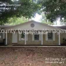 Rental info for 1070 54th St N in the St. Petersburg area