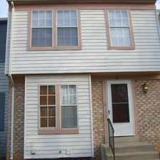 Rental info for ** UPDATED TOWNHOME 3/4 BDRS/2.5 BATHS** EAT-IN KITCHEN** POOL**DECK** in the Germantown area