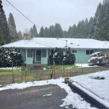 Rental info for 2626 SE Hogan Road