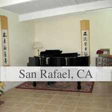 Rental info for Special Eichler With Gorgeous Garden And Pool.