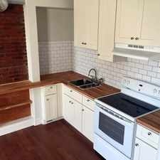 Rental info for 1316 North 6th Street #3f in the Philadelphia area