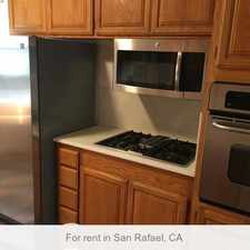 Rental info for 3 Bedrooms Apartment - Lovely San Rafael Location.