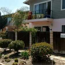 Rental info for Charming 1 Bedroom, 1 Bath. Parking Available! in the Santa Barbara area