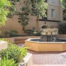 Rental info for Top Floor Unit With Private Patio Available InB... in the San Diego area