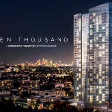 Rental info for Ten Thousand in the Beverly Hills area