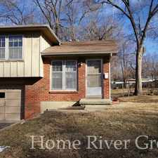 Rental info for 1015 E Stone St. in the Kansas City area