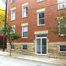 Rental info for Bellefonte Street Apartments in the Pittsburgh area