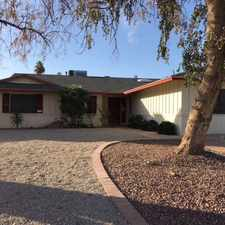 Rental info for 3437 West Acoma Dr in the Phoenix area