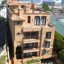 Rental info for 10984 Strathmore Dr in the Los Angeles area
