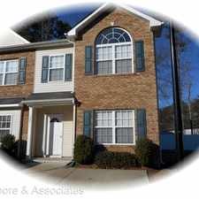 Rental info for 589 Old Colonial Way