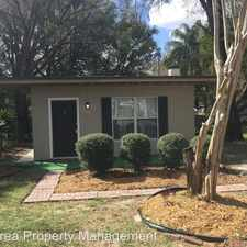 Rental info for 8528 North Newport Ave in the 33604 area