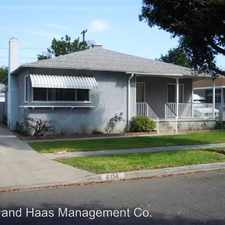 Rental info for 6134 Castana Ave. in the Long Beach area