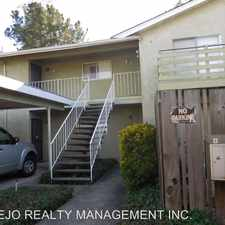 Rental info for 765 Pope Drive #D