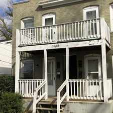 Rental info for 3212 O Street - Unit #1 in the Richmond area
