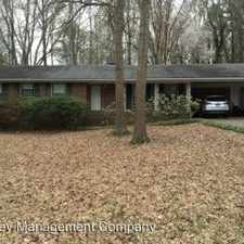 Rental info for 1212 Old Mill Road