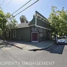 Rental info for 448 NORTH SAN PEDRO STREET in the San Jose area