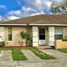 Rental info for 8117 Parrot Dr. in the Orlando area