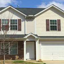 Rental info for Tricon American Homes in the West Sugar Creek area
