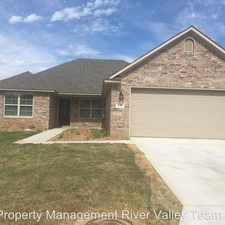 Rental info for 529 Ridge Point Dr in the Fort Smith area
