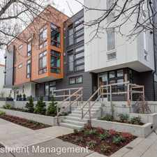 Rental info for 3829 California Ave SW
