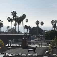 Rental info for 2134 Manchester Ave - Unit 2 in the San Diego area