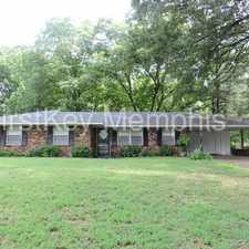 Rental info for 1512 Lehr Drive in the Memphis area