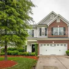 Rental info for 9917 Barrands Lane in the Charlotte area