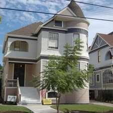 Rental info for 1833 Clinton Ave in the Oakland area