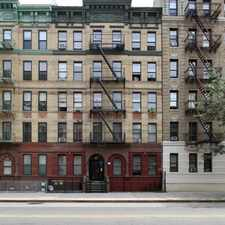 Rental info for 372 Manhattan Avenue in the West Harlem area