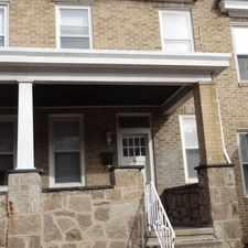 Rental info for Newly Renovated, New paint Hardwood Floors. washer dryer, Microwave. Fridge. Stove. Finished basement. Close to Commute.Please call Mr. Fasel FOUR ONE ZERO -984-8924. in the Baltimore area