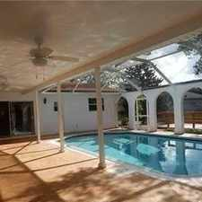 Rental info for 4 Bedrooms - House In Great Location. Parking A... in the Coral Springs area