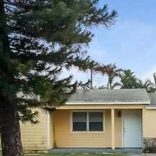 Rental info for House In Great Location in the West Palm Beach area