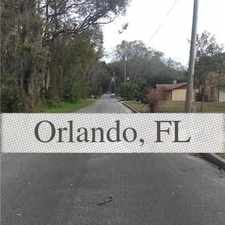 Rental info for House For Rent In ORLANDO. 2 Car Garage! in the Pine Hills area