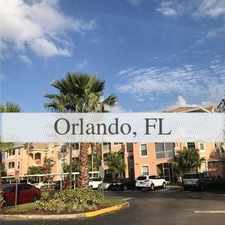 Rental info for Condo For Rent In ORLANDO. Parking Available! in the Orlando area