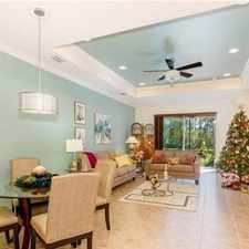 Rental info for Charming 2 Bedroom, 2 Bath in the Fort Myers area