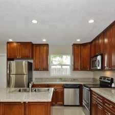 Rental info for Enjoy This Pristine White Beacon Of A Home. in the Deerfield Beach area