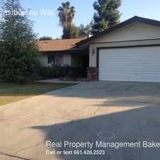 Rental info for 6117 Eastbourne Way. in the Bakersfield area