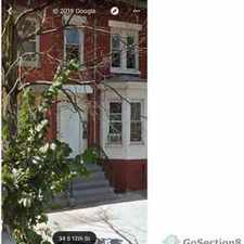 Rental info for 31 S 12th St 2 in the Newark area