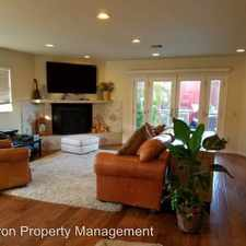 Rental info for 5005 63rd Street in the Rolando area