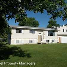 Rental info for 314 36th St. W.