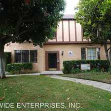 Rental info for 851 S. Mansfield Ave. # 103 in the Los Angeles area
