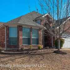 Rental info for 5000 Coral Creek Drive in the Fort Worth area