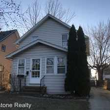 Rental info for 2092 W 103rd St