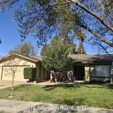 Rental info for 2921 Chauncy Circle in the Stockton area