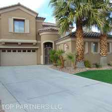 Rental info for 5788 Murtiga Ct in the Southern Highlands area